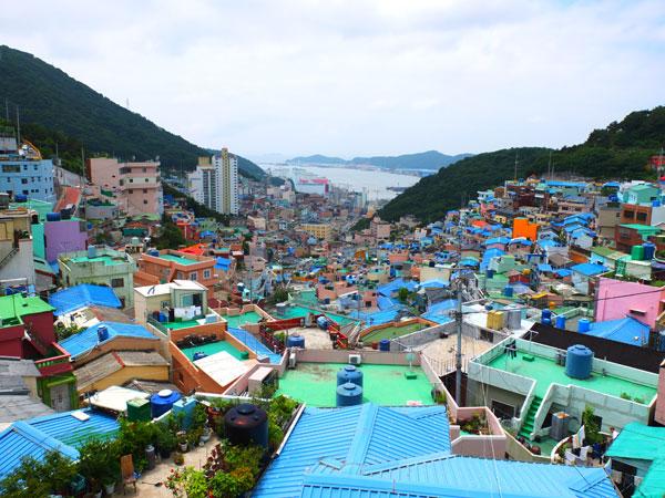 甘川洞文化村1