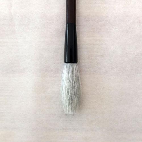 筆の洗い方9