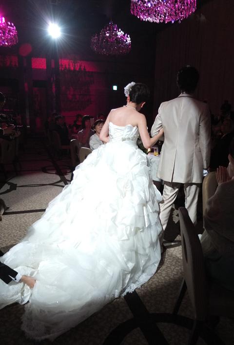 いづみちゃん結婚式