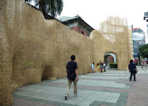 現代美術館 外観