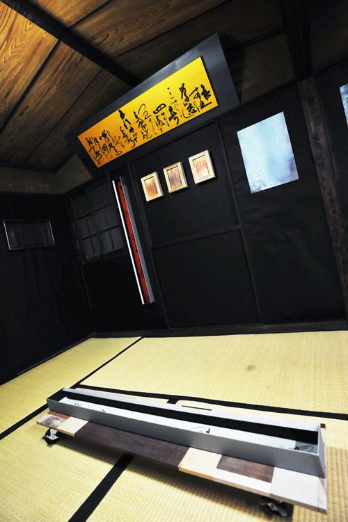 個展書の壁 イメージ